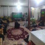 اعزام مبلّغین دهۀ سوم صفر به جلسات روضۀ خانگی - شاهین شهر اصفهان